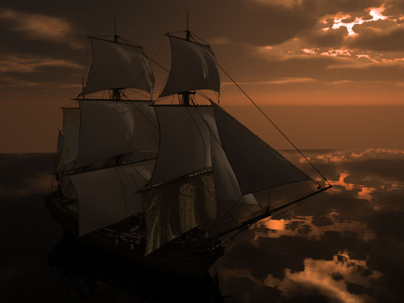 Nautical Sunset